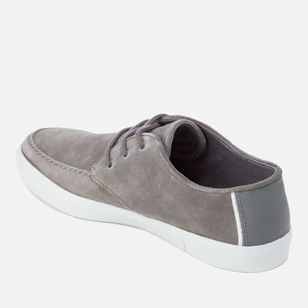 Lacoste Men's Sevrin 316 1 Suede Boat Shoes - Dark - UK 10 G7ylz