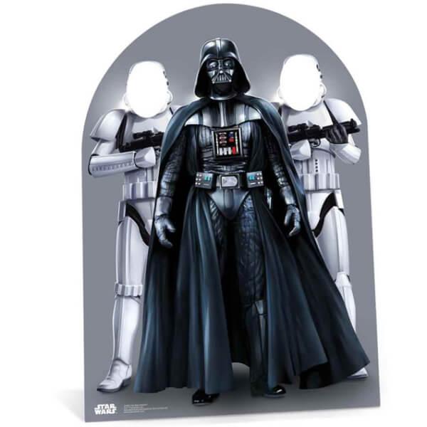 Passe-Tête en Carton Enfant Star Wars