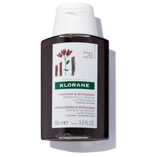 KLORANE Shampoo with Quinine and B Vitamins - 3.38 fl. oz.