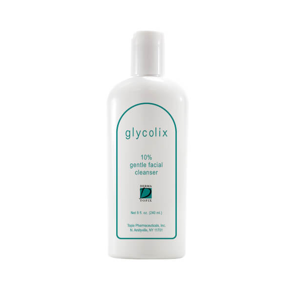 Glycolix 10% Gentle Facial Cleanser