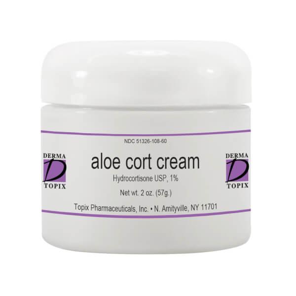 DermaTopix Aloe Cort Cream