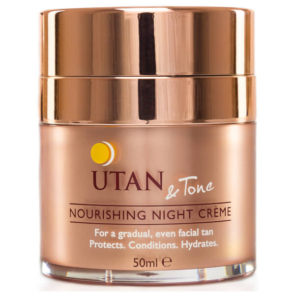 UTAN & Tone Nourishing Night Creme 50ml