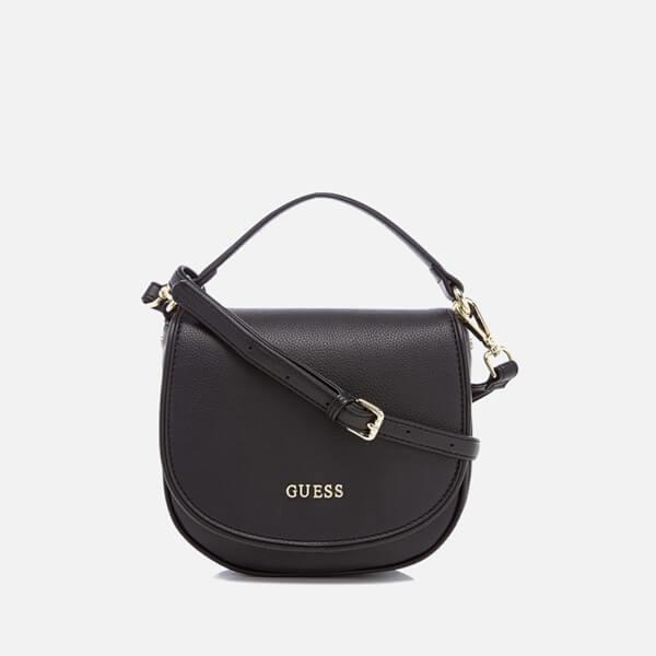 Guess Women's Sun Small Shoulder Bag - Black