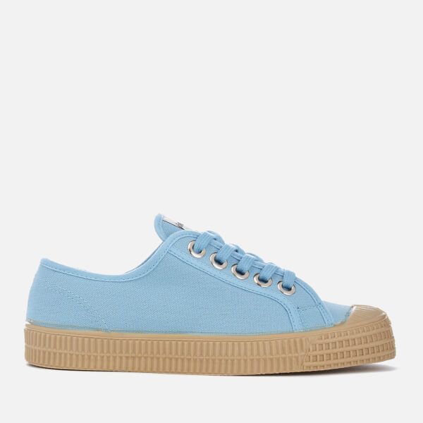 Novesta Women's Star Master Colour Sole Trainers - Heaven Blue/Beige