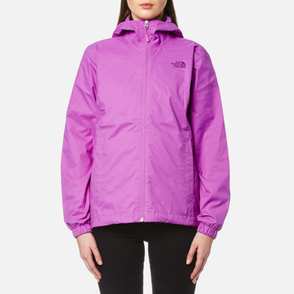 38b233e1886063 The North Face Women s Quest Jacket - Sweet Violet Womens Clothing ...