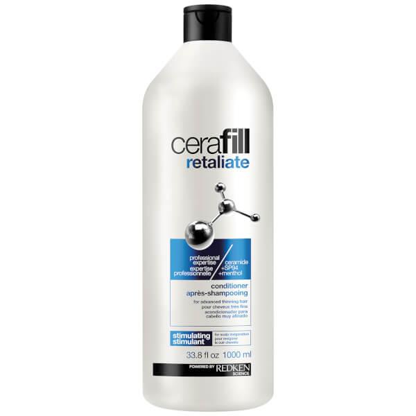 Redken Cerafill Retaliate Conditioner for Advanced Thinning Hair 33.8oz