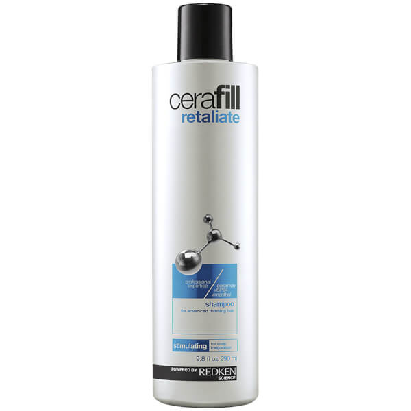 Redken Cerafill Retaliate Shampoo for Advanced Thinning Hair 9.8oz