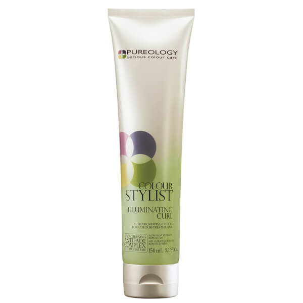 Pureology Colour Stylist Illuminating Curl 24 Hour Shaping Lotion 5.1 oz