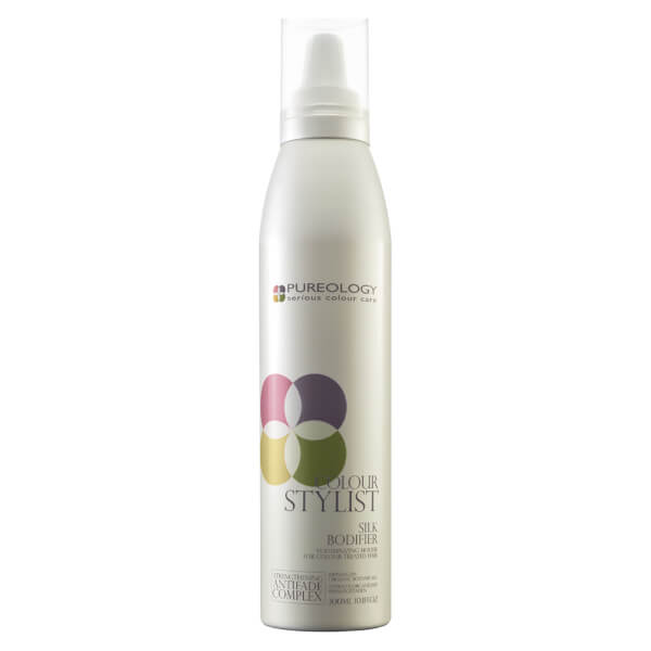 Pureology Colour Stylist Silk Bodifier Volumizing Mousse 8.4oz