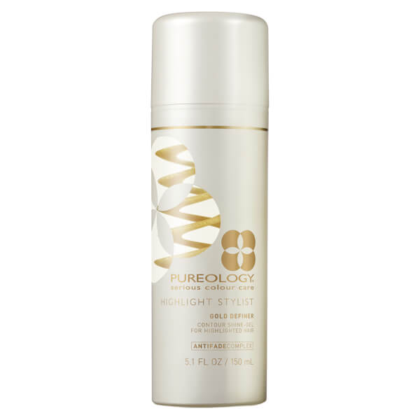 Pureology Highlight Stylist Gold Definer Contour Shine-Gel 5.1oz