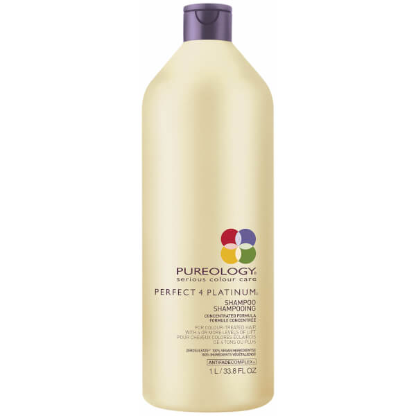Pureology Perfect 4 Platinum Shampoo 33.8 oz