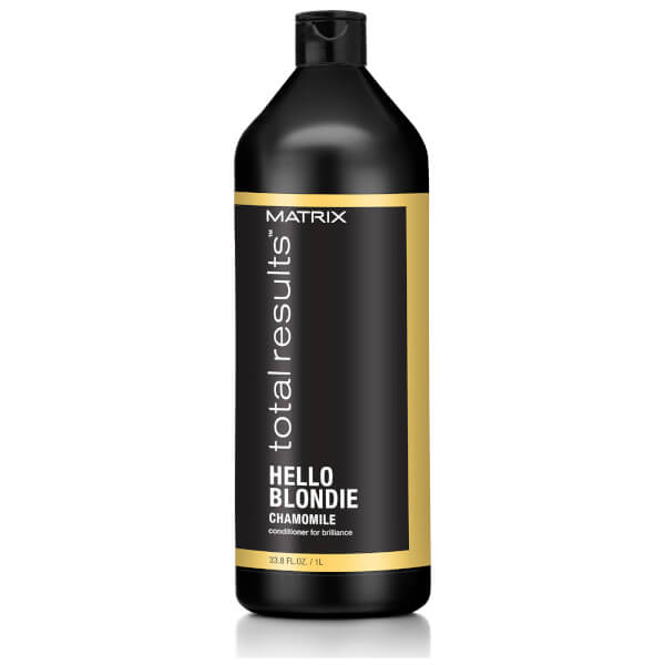 Matrix Total Results Hello Blondie Conditioner 33.8oz