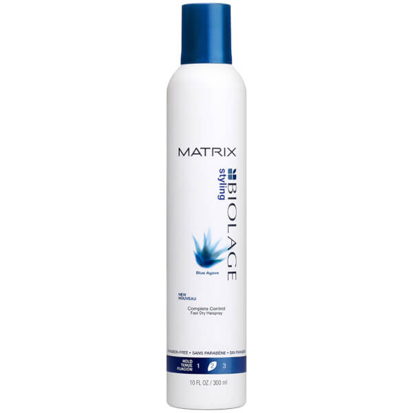 Matrix Biolage Complete Control Fast Drying Hair Spray 10oz