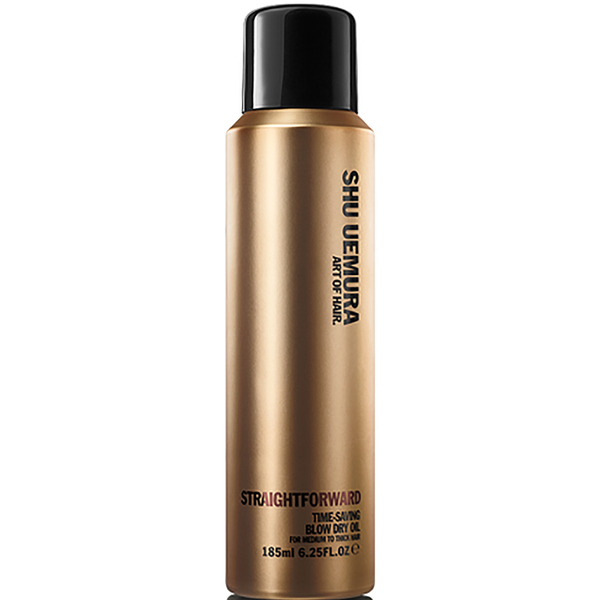 Shu Uemura Art of Hair Straightforward 6.25oz