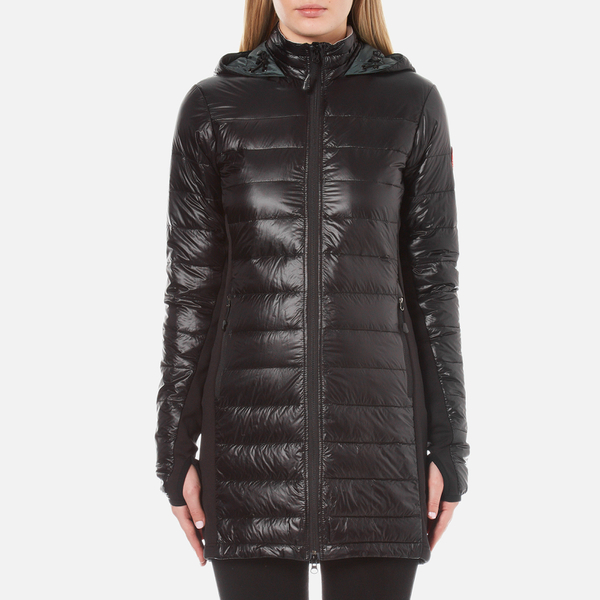 Canada Goose Women S Hybridge Lite Coat Black Free Uk