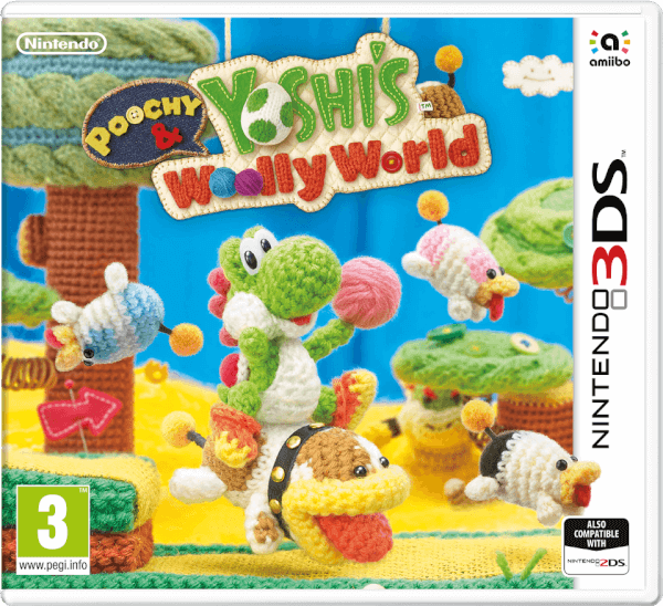 Poochy & Yoshi's Woolly WorldPoochy & Yoshi's Woolly World - Digital Download
