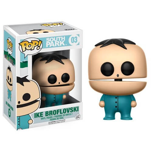 South Park Ike Broflovski Pop! Vinyl Figure