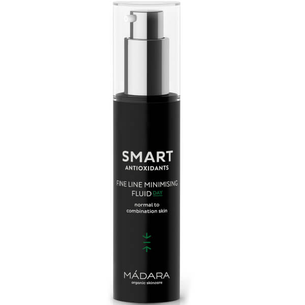 MÁDARA SMART Anti-Oxidants Fine Line Minimising Day Fluid 50ml