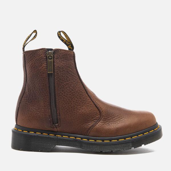 Kenzo Black 2976 Chelsea Boots