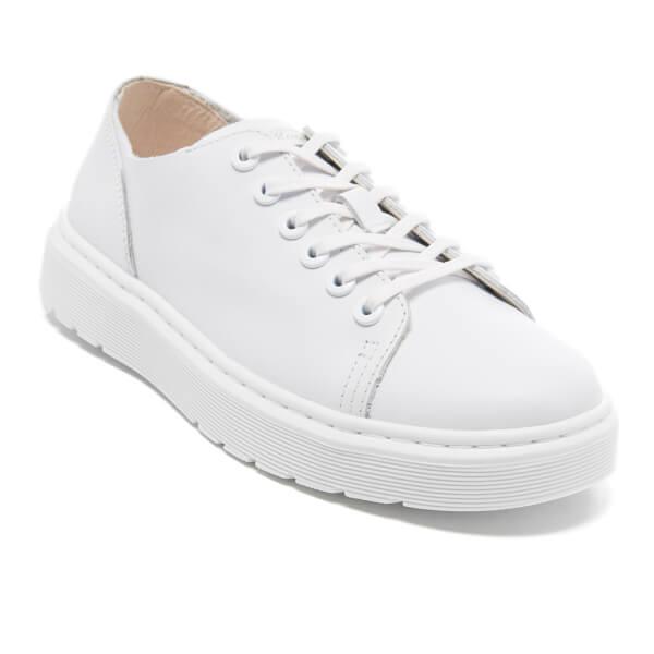 Dr. Martens White Dante Sneakers cqg2uS3C