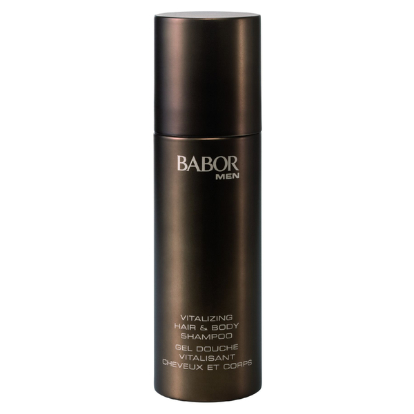 BABOR Men Vitalising Hair and Body Shampoo 200ml