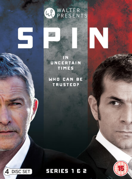 Spin Series 1 & Series 2