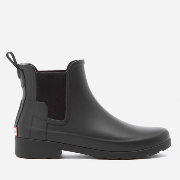 Hunter ORIGINAL REFINED CHELSEA - Wellies - black