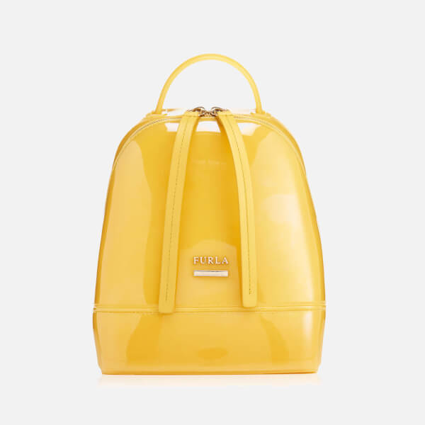 Furla Women's Candy Mini Backpack - Senape B