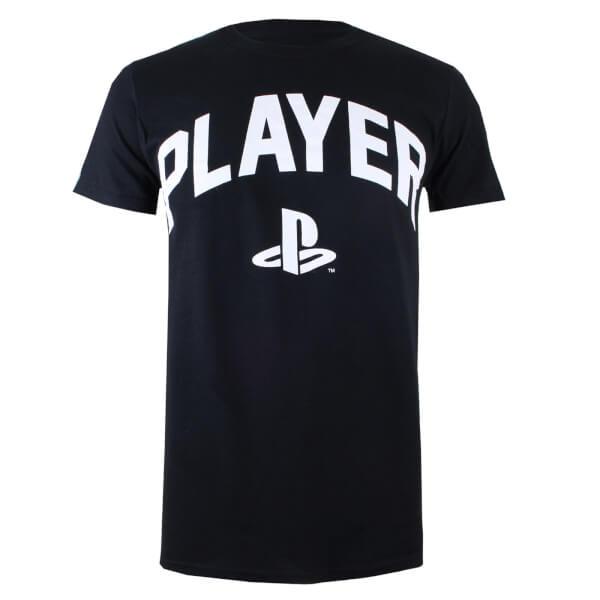 T-Shirt Homme PlayStation Player - Noir
