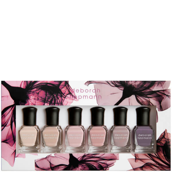 Deborah Lippmann Gel Lab Pro Color Bed of Roses Set (6 x 8ml)