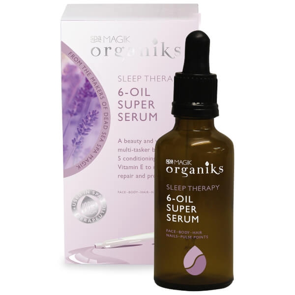 Spa Magik Organiks Sleep Therapy 6-Oil Super Serum