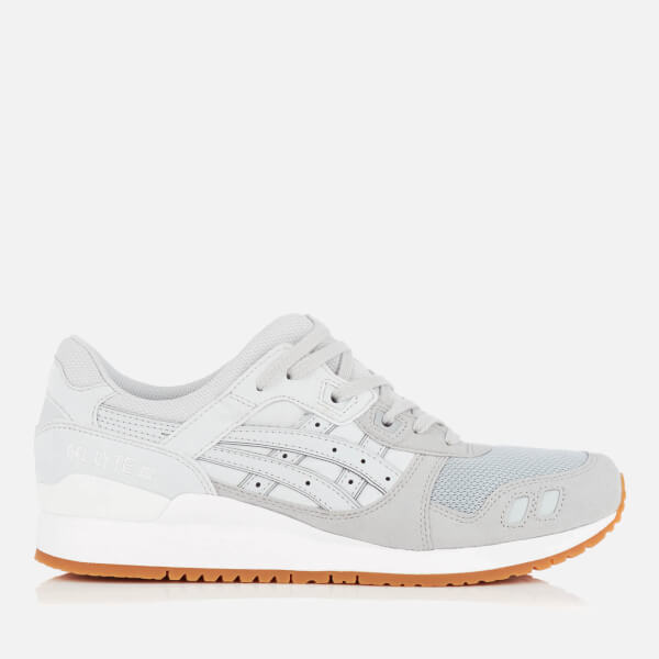 Asics Lifestyle Men s Gel-Lyte III Mesh Trainers - Mid Grey Glacier Grey -  Free UK Delivery over £50 733ad17dcb5e4