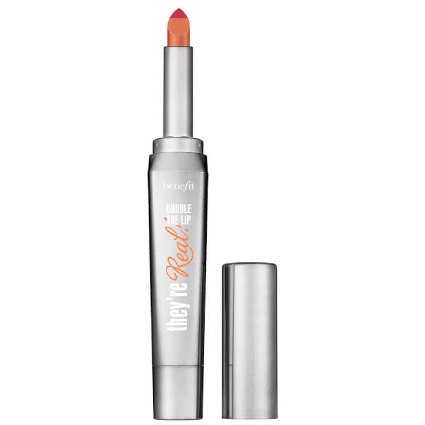 benefit They're Real Double The Lip Criminally Coral 1.5g