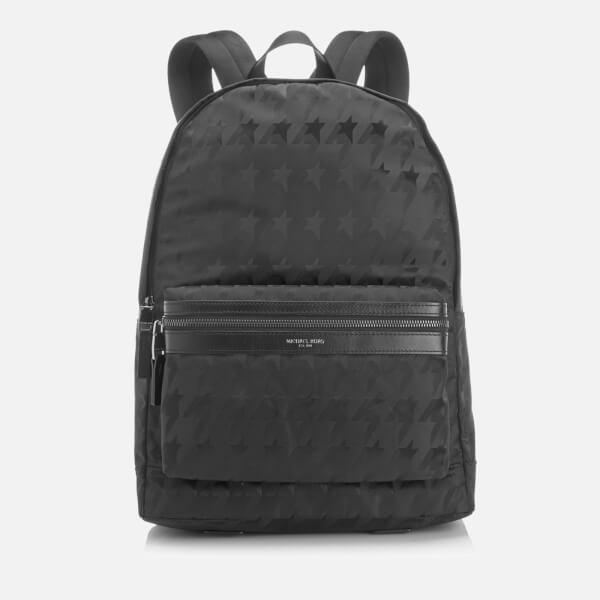 c9ca9f0a49 Michael Kors Men s Kent Backpack - Black  Image 1