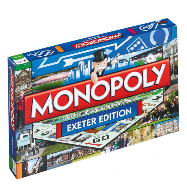 Monopoly - Exeter Edition