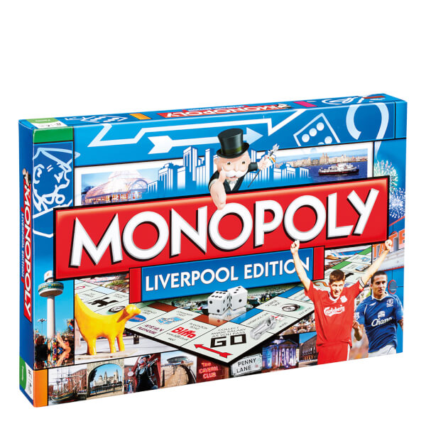 Monopoly - Liverpool City Edition