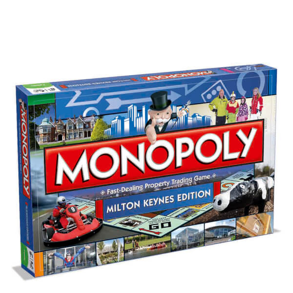 Monopoly - Milton Keynes Edition