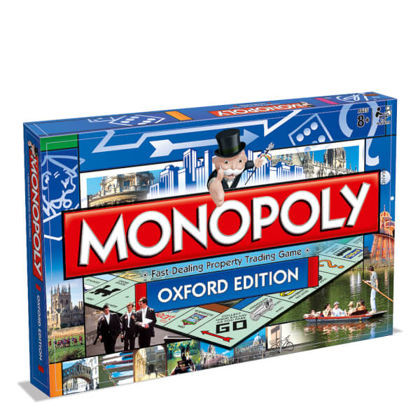 Monopoly - Oxford Edition