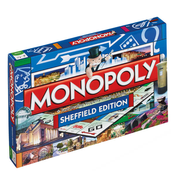 Monopoly - Sheffield Edition