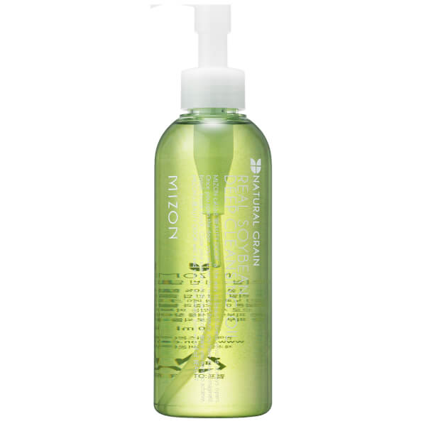 Mizon Real Soybean Deep Cleansing Oil 200ml
