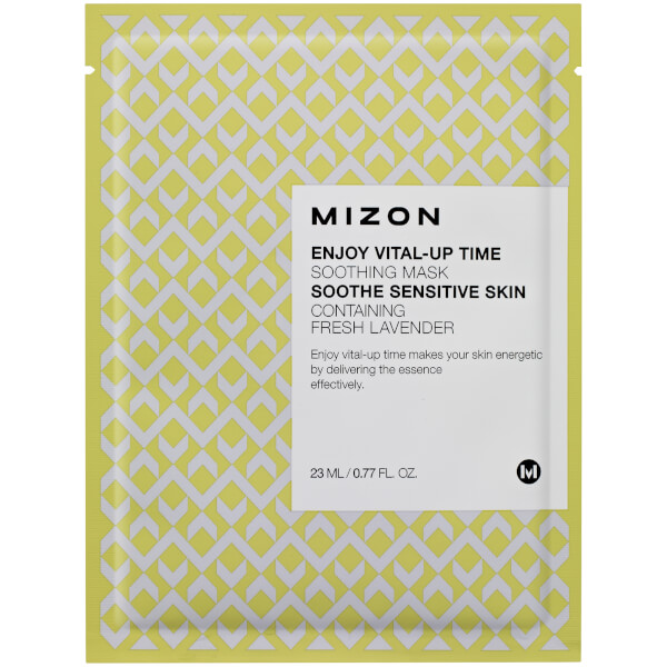Mizon Enjoy Vital-Up Time Soothing Mask Set 30g
