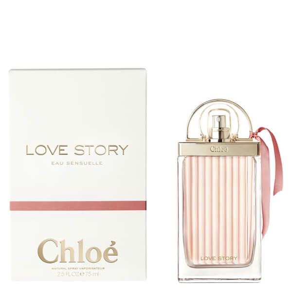 75ml Story Chloé Love Sensuelle De Eau Parfum eQWrBECdxo