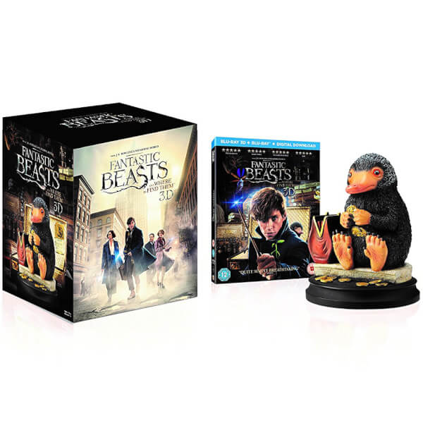 Fantastic Beasts And Where To Find Them 3D (Includes 2D Version) - Niffler Statue