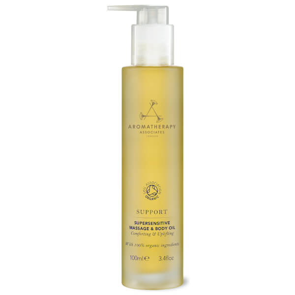 Aromatherapy Associates Support Supersensitive Massage and Body Oil 100ml