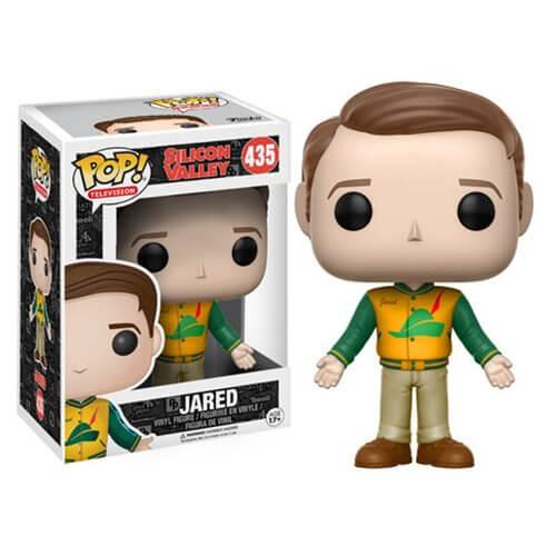 Figurine Jared Silicon Valley Funko Pop!