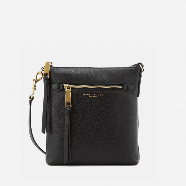 Marc Jacobs Women S North South Cross Body Bag Black