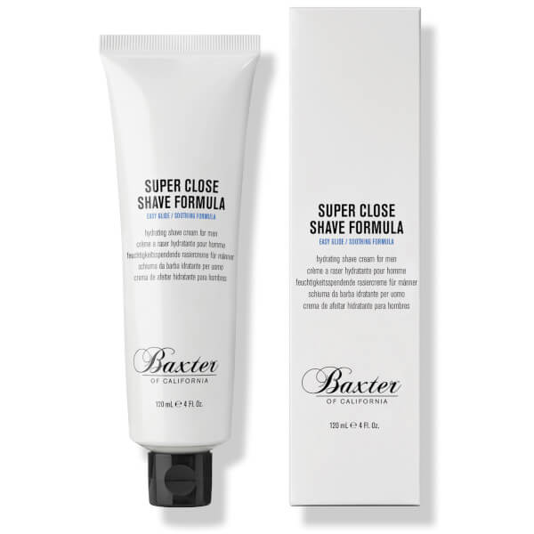 Baxter of California Super Close Shave Formula 4oz