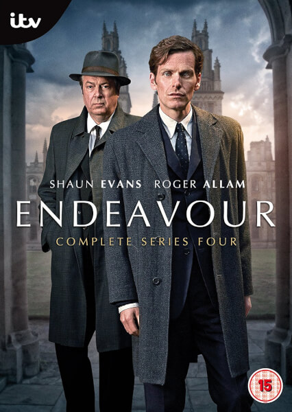 Endeavour - Series 4