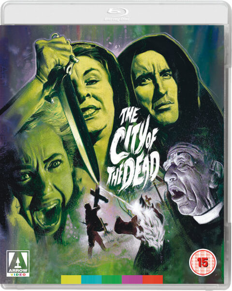City of the Dead - Dual Format (Includes DVD)