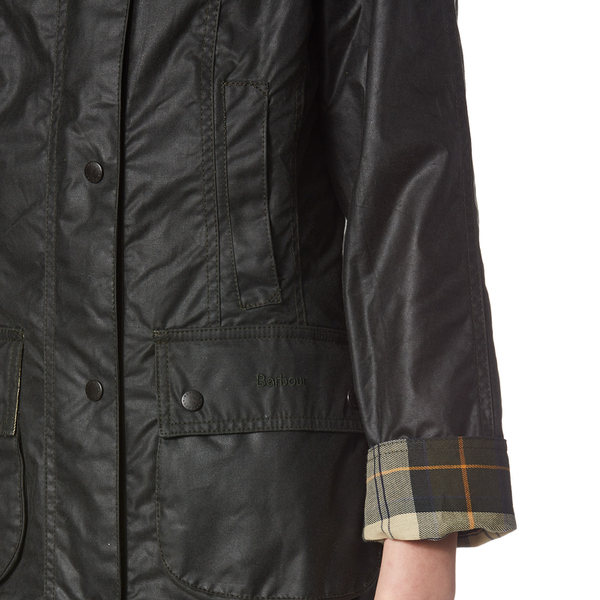 Barbour womens jacket beadnell